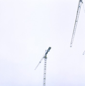 Building Living Leaving (Cranes)