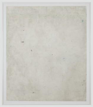 Set, 2012, dust, colored pencil, gouache and oil on paper, 123 x 104 cm