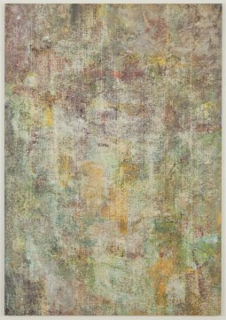 Untitled, 2013, acrylic, oil salt and alcohol on primed linen, 182.88 x 127 cm