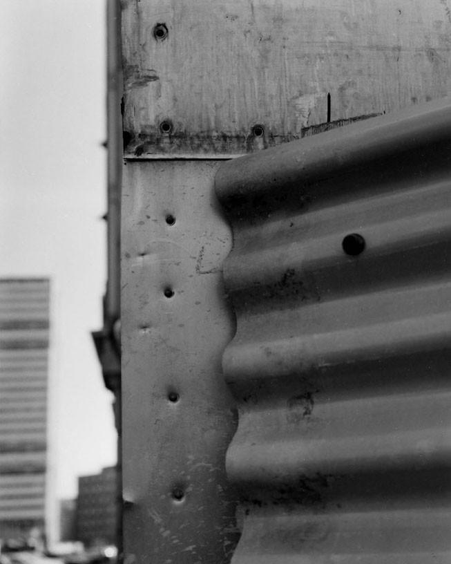 89/90, 1989/1990, black & white photograph, 40,18 x 32 cm, edition 6+1AP