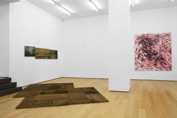 Eftihis Patsourakis, Lila Polenaki, Instalation view