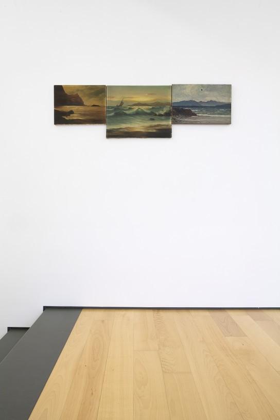 Eftihis Patsourakis, Instalation view