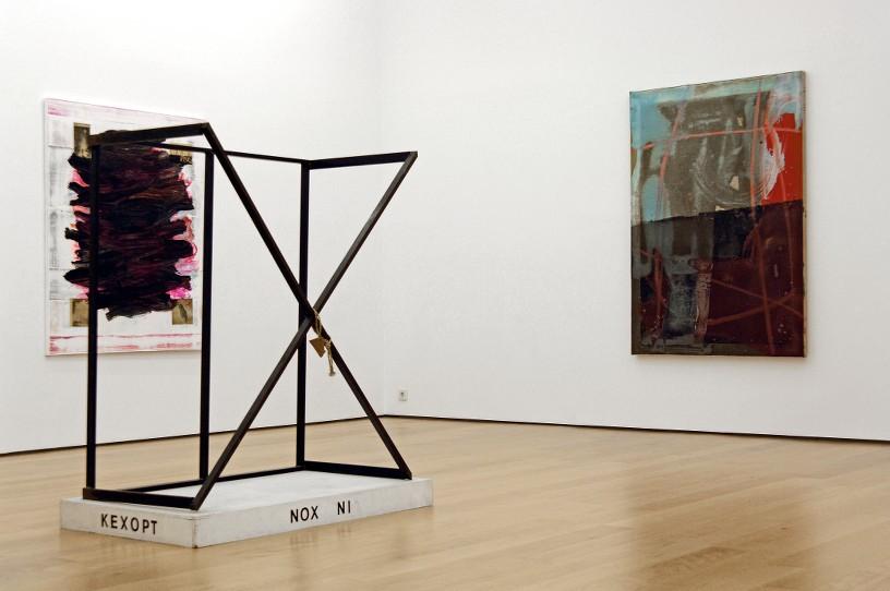 Helmut Middendorf, Alex Hubbard, Martin Kippenberger, Installation view
