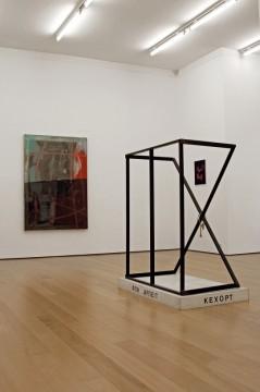 Alex Hubbard, Martin Kippenberger, Helmut Middendorf, Installation view