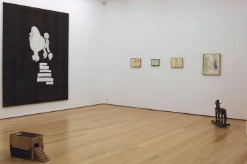 Cosima von Bonin, Andreas Slominski, Installation view