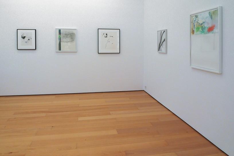 Nick Mauss, Installation view