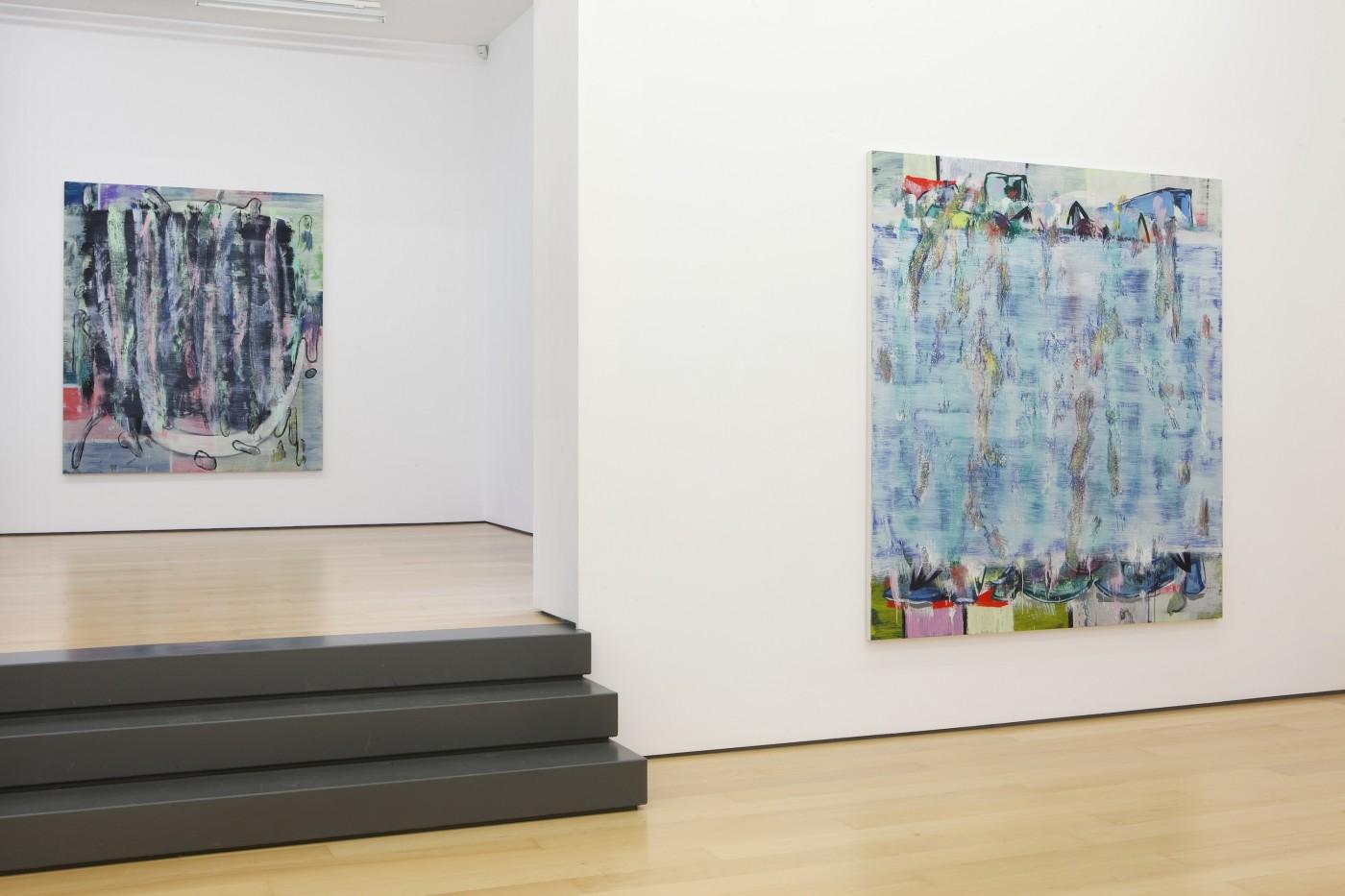 Jon Pestoni, 2014, Installation view