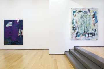Alex Hubbard - Jon Pestoni, 2014, Installation view