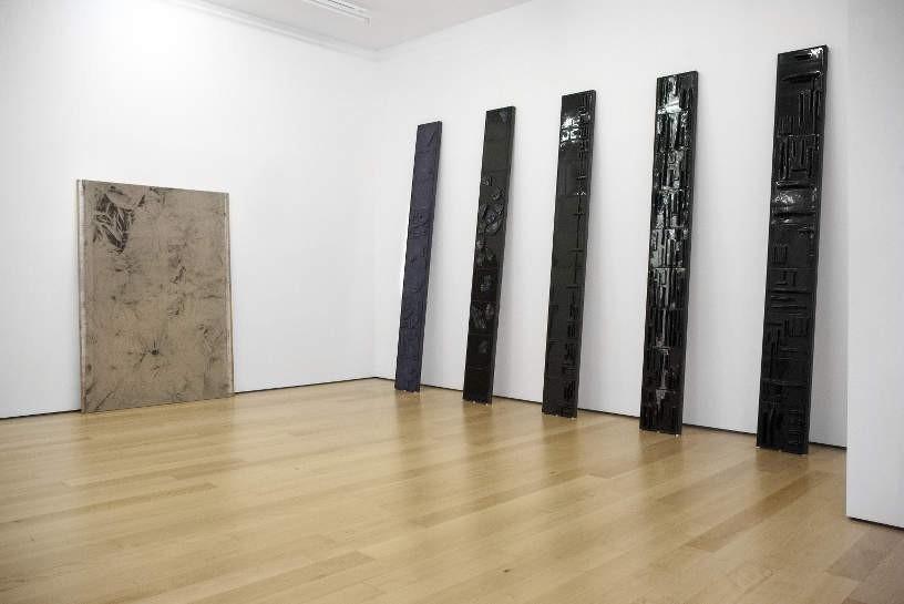 Christina Michalis, Arthur Ou, Alexandros Tzannis, Installation view