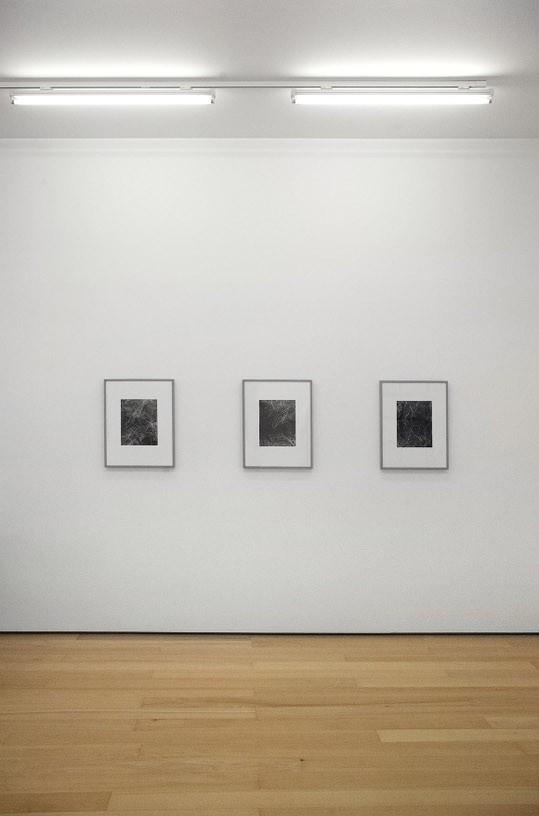 Arthur Ou, Untitled (Primer 1, 2, 3), 2011, Gelatin silver print, 20 x 16 in (each)