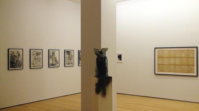 Lila Polenaki, Thomas Helbig, Eftihis Patsourakis, Installation view