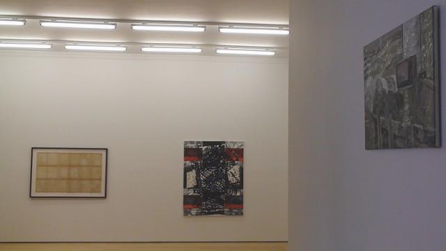 Eftihis Patsourakis, Helmut Middendorf, Yuzheng Cheng, Instalation view