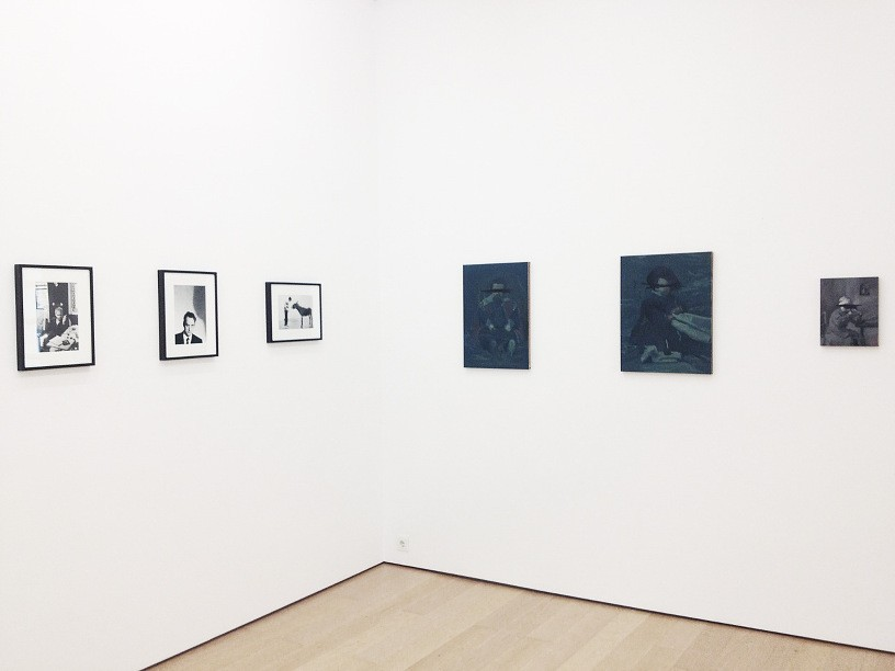 Lina Bertucci, Tom Ellis, Installation view