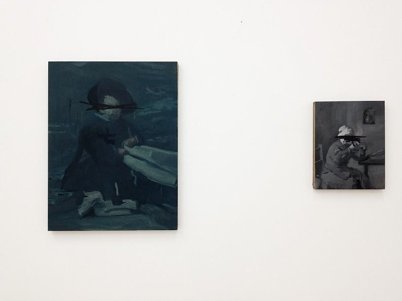 Tom Ellis, Installation view