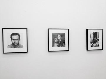 Lina Bertucci, Installation view