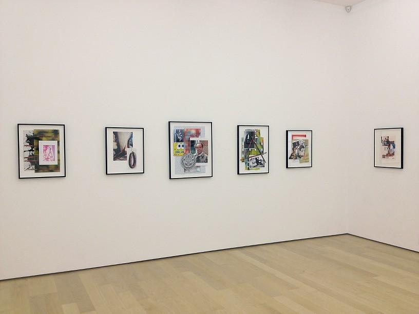 Helmut Middendorf, Installation view