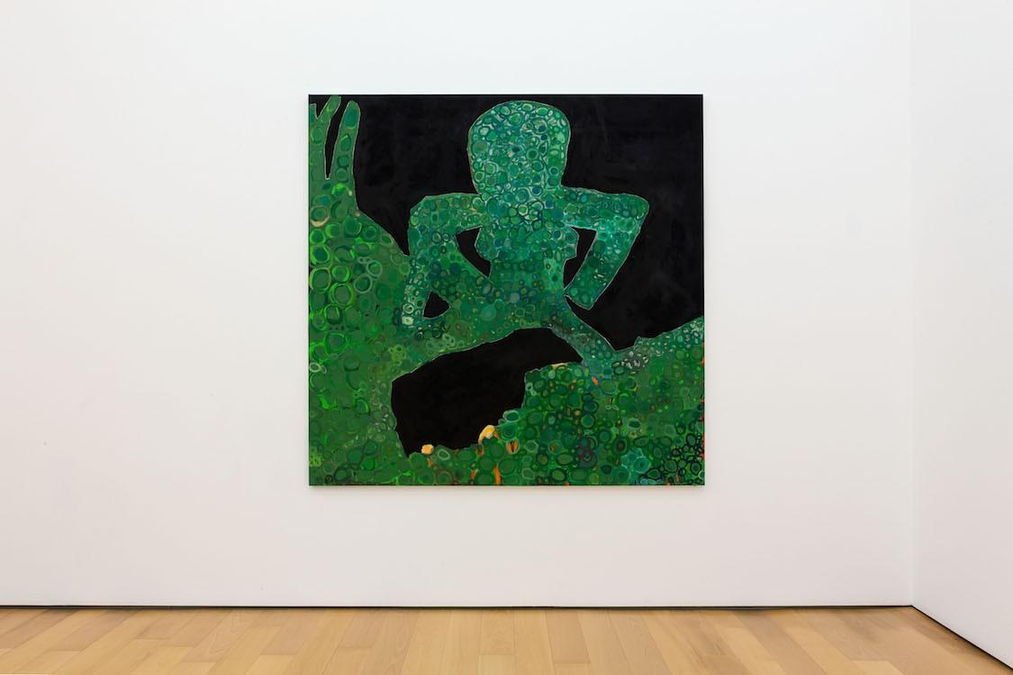 Uman, Green Moss Lady, 2020-2021