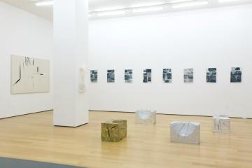 Installation view (from left to right): Panos Papadopoulos, Lito Kattou, Eirene Efstathiou