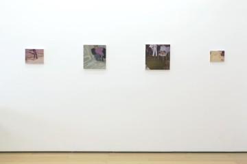 Installation view Eftihis Patsourakis