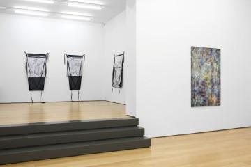 Yorgos Sapountzis, Liam Everett, Installation view