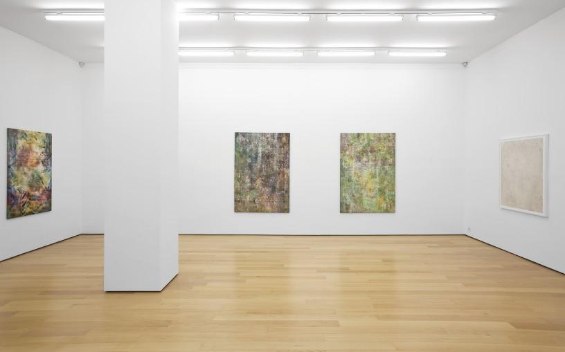 Liam Everett, Jessica Dickinson, Installation view