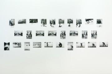 When the Revolution Comes, 2014, Documentation of a performance, Lambda prints 17x25.4 cm each