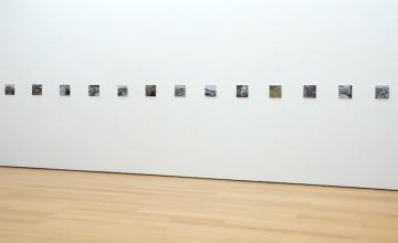 Kiafa, 2013-2014, Οil and acrylic on 14 panels 20x20 cm (each panel)
