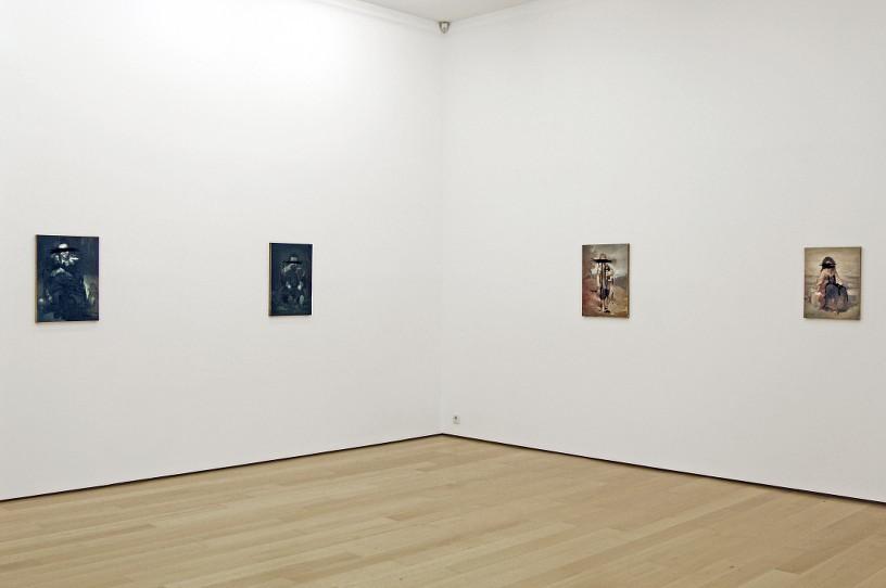 Tom Ellis, Works Like People, Installation view